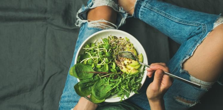 Minceur : les 10 salades les moins caloriques