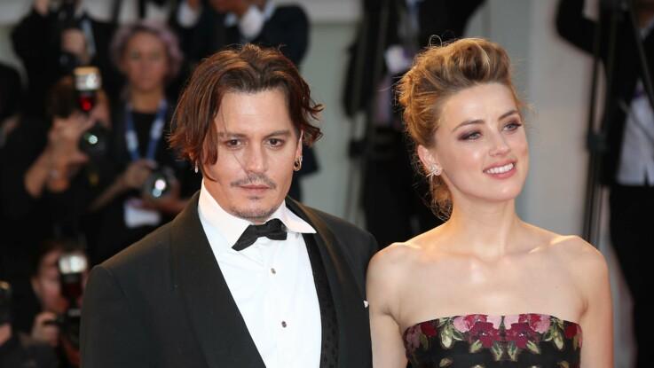 Johnny Depp : il accuse à son tour Amber Heard de violences conjugales, elle dément
