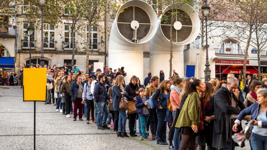 Les 5 astuces favorites des Français pour doubler dans une file d'attente