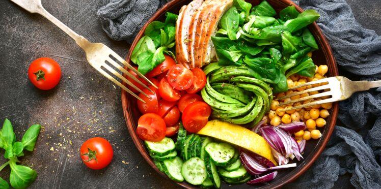 Minceur : les 10 salades les plus caloriques