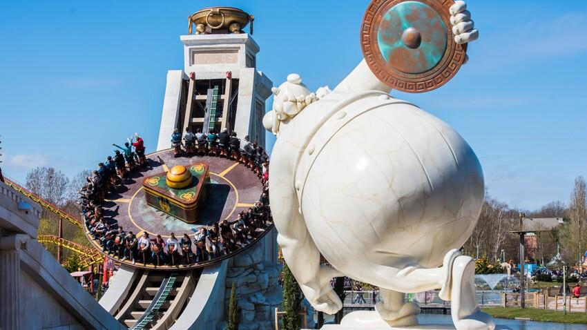 Top 10 des parcs d'attractions en France