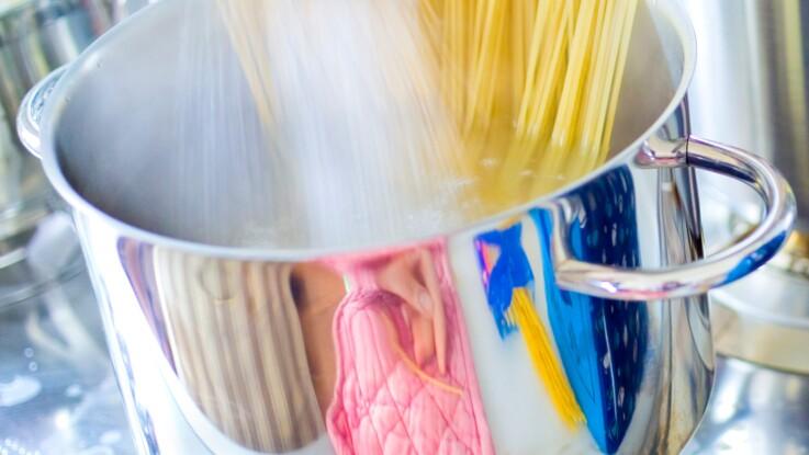6 façons d'utiliser l'eau de cuisson des pâtes
