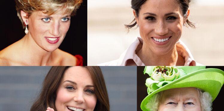 Kate Middleton, Meghan Markle... les 15 astuces beauté préférées de la famille royale