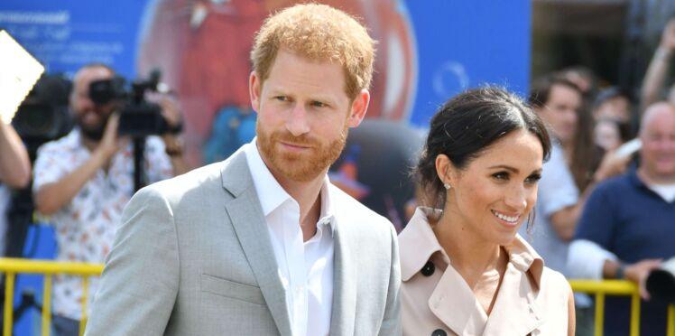 """Inquiet pour Meghan Markle, le prince Harry prend des mesures drastiques pour ne pas revivre le """"cauchemar Diana"""""""