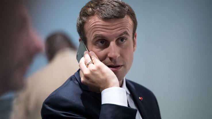 Emmanuel Macron sur un site de rencontres... à cause d'Alexandre Benalla