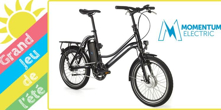 Gagnez votre vélo Momentum Electric