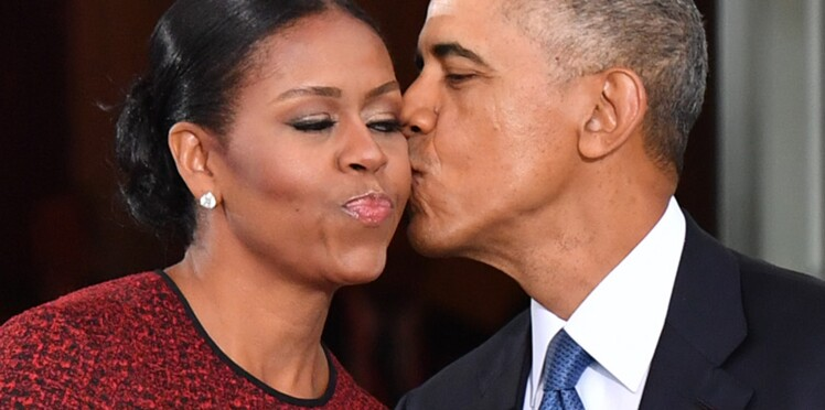 Le Beau Message D Amour De Michelle A Barack Obama Pour Son