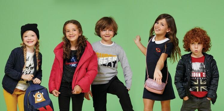 Les 5 incontournables mode pour équiper votre enfant à la