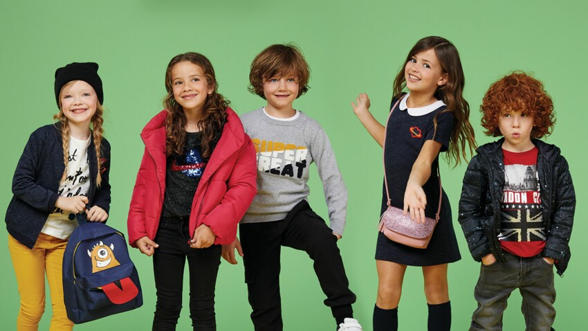 Les 5 incontournables mode pour équiper votre enfant à la rentrée