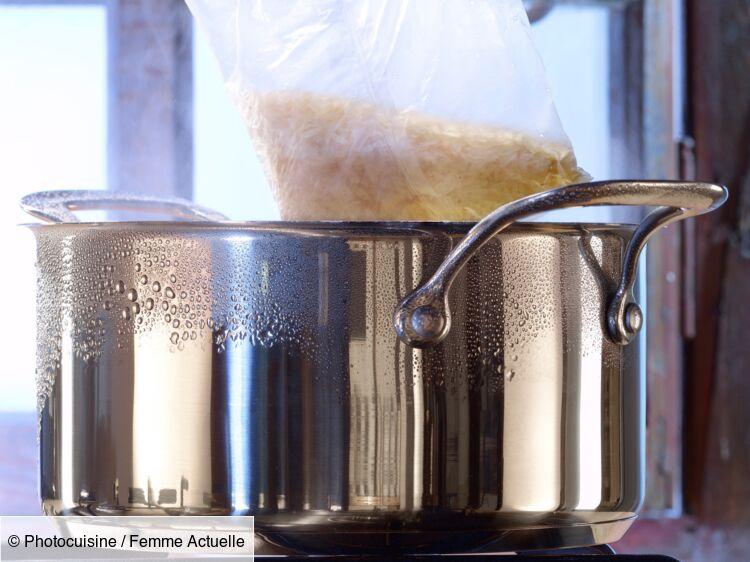 Pourquoi il ne faut jamais jeter l'eau de cuisson du riz ?