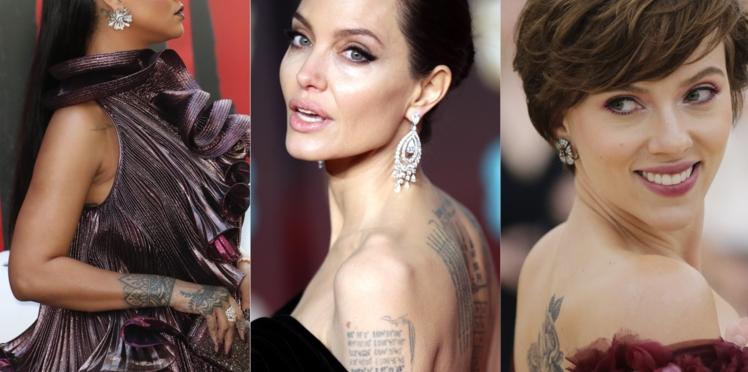 5 tatouages de stars et leurs significations