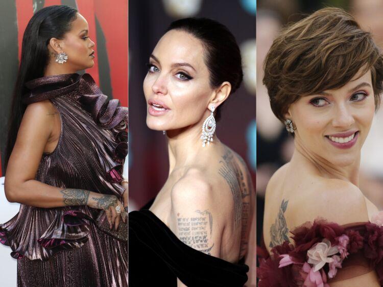 5 Tatouages De Stars Et Leurs Significations Femme Actuelle Le Mag