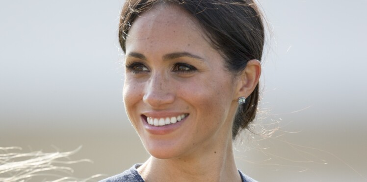 Photo - Meghan Markle : la douce attention de la reine Elizabeth II pour son anniversaire