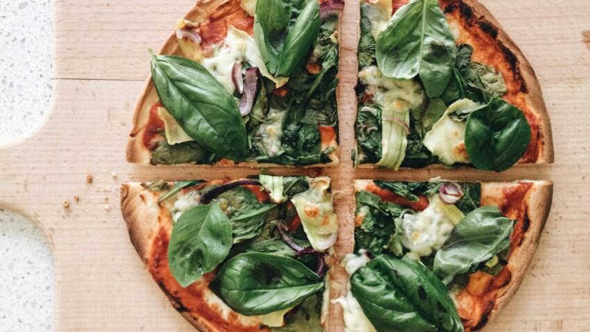 Les 10 pizzas les moins caloriques