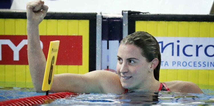 Qui est Charlotte Bonnet, la championne d'Europe de natation ?