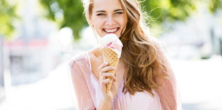 Régime gourmand : mincir en mangeant des glaces, c'est possible !