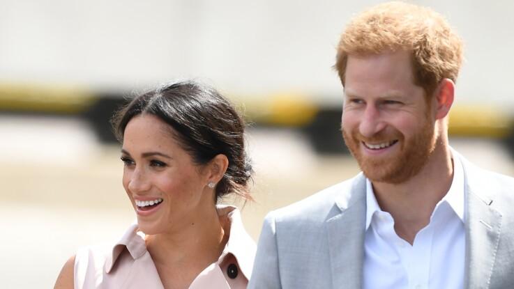 Meghan Markle et le prince Harry : découvrez les petits surnoms qu'ils se donnent