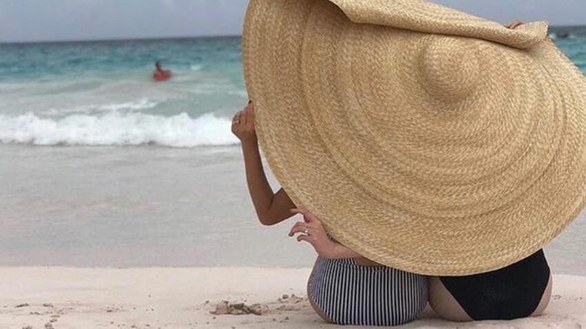 Photos - De Nabilla à Bella Hadid : découvrez le chapeau de paille qui fait fureur chez les stars
