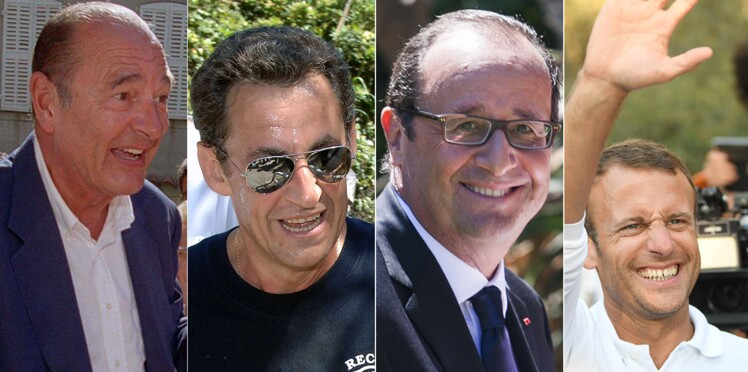 Photos – Les Présidents (et Premières dames) à Brégançon