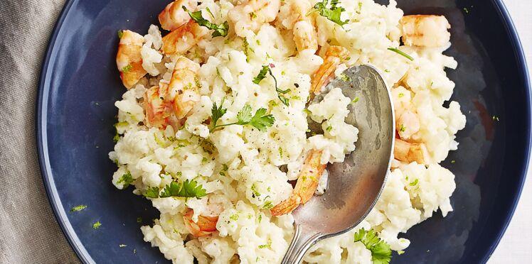Nos meilleures recettes d'été avec des crevettes