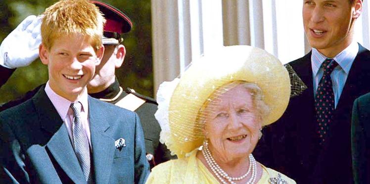 Pourquoi Harry a hérité de plus d'argent que William à la mort de la Reine mère