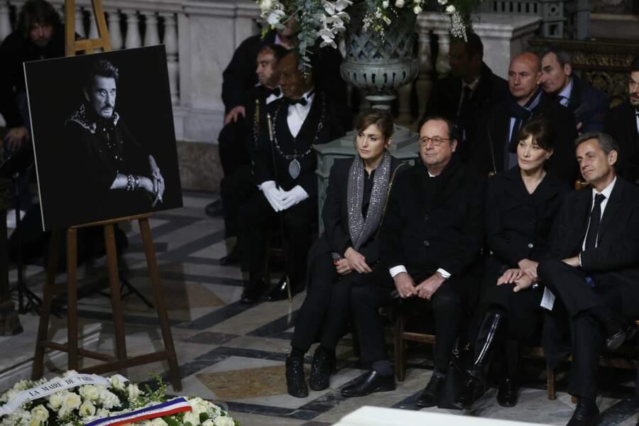 Le tacle de Nicolas Sarkozy à François Hollande