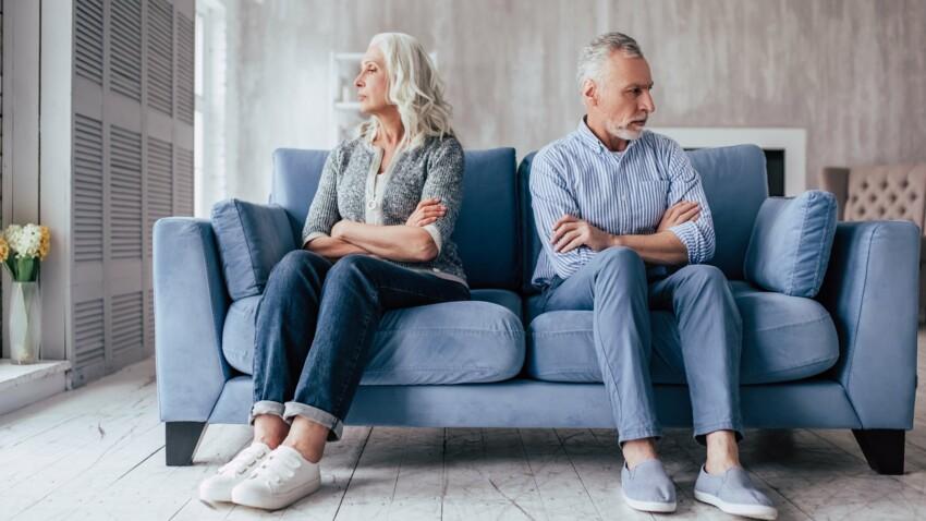 Le divorce des seniors: un phénomène qui prend de l'ampleur