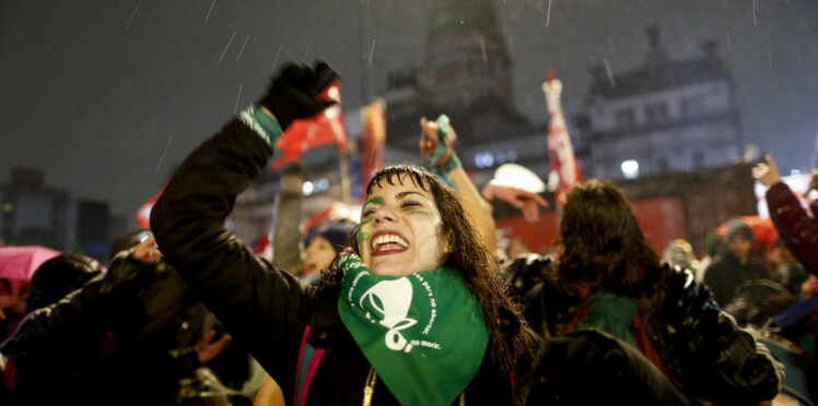 Le sénat rejette la loi autorisant l'avortement en Argentine