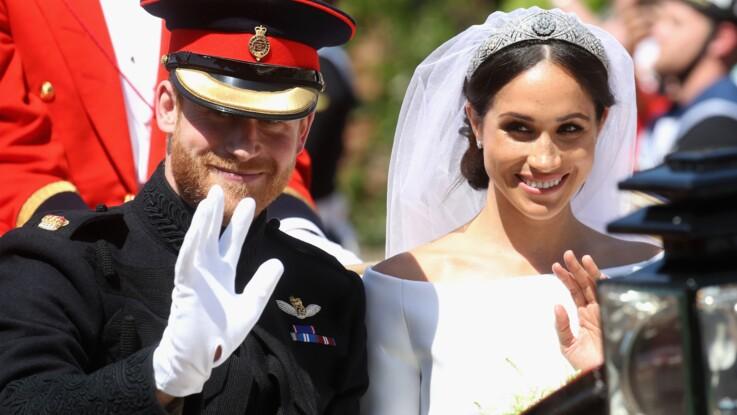 Découvrez la raison trop mignonne pour laquelle le Prince Harry a remercié le maquilleur de Meghan