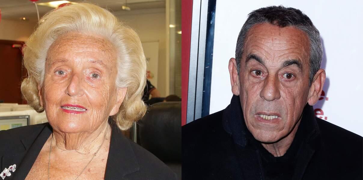 Bernadette Chirac responsable de la fin d'une émission de Thierry Ardisson ?