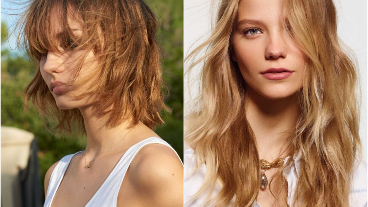 Marron Impermeable Sans Pretention Coupe De Cheveux Femme Cheveux Fins Semencesdusud Com