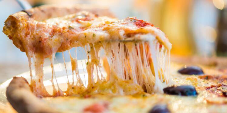 Les 10 pizzas les plus caloriques