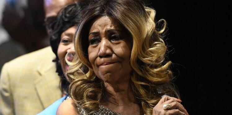 """Aretha Franklin, """"gravement malade"""", est hospitalisée"""