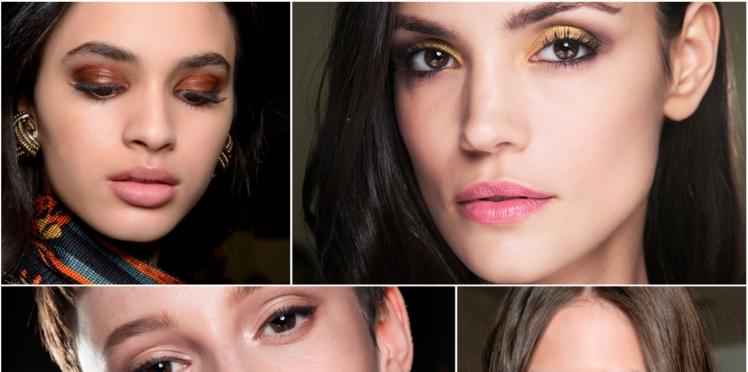 Maquillage : les tendances de l'automne/hiver 2018-2019