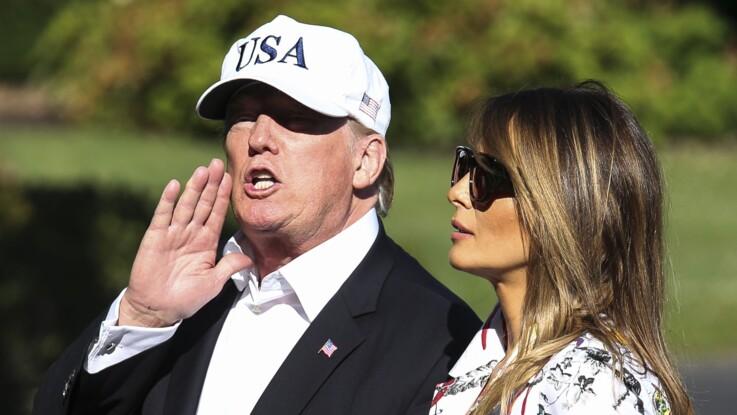 """Melania Trump : ses parents naturalisés américains, les internautes dénoncent l'""""hypocrisie"""" de Donald Trump"""