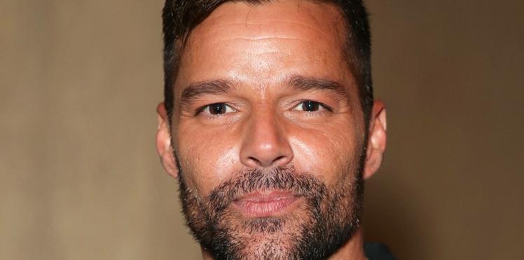 Photos - Ricky Martin partage un cliché très sexy de lui à la plage