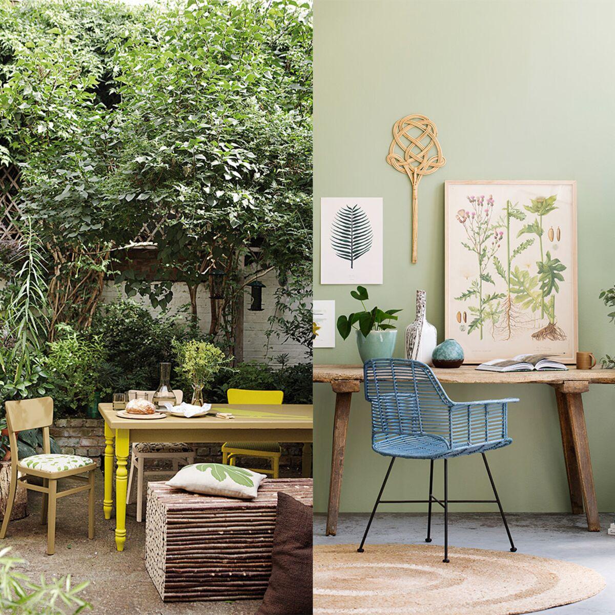 Comment Restaurer Une Chaise En Bois 7 façons de repeindre un meuble en bois : femme actuelle le mag