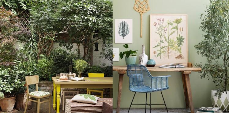 7 façons de repeindre un meuble en bois