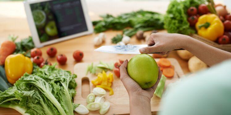 Sélection des meilleures applications food, pour vous aider à mieux manger