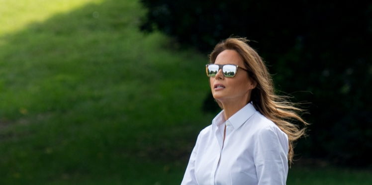 """Melania Trump : selon un ancienne employée de la Maison-Blanche, elle compte """"chaque minute"""" avant le divorce"""