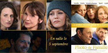 """Gagnez vos places pour le film """"Photo de Famille"""""""