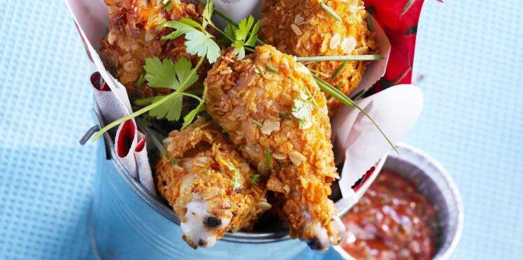 Pilon de poulet : nos recettes irrésistibles
