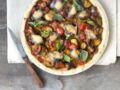 5 recettes à cuisiner avec de l'aubergine et du poivron