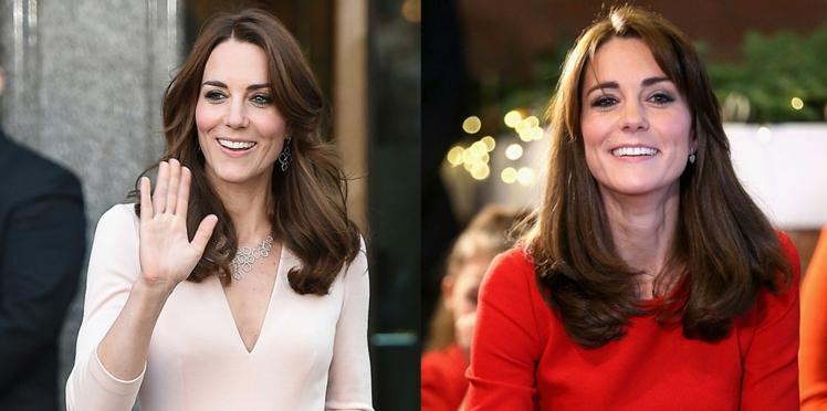 Découvrez quelle couleur Kate Middleton s'interdit