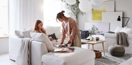 Nouveau Catalogue Ikea 5 Idées Pour Sinspirer Dune Cuisine Verte