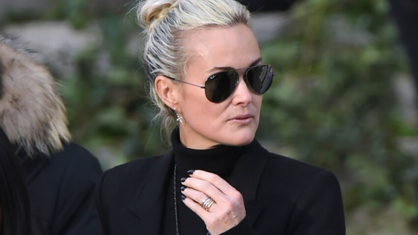 Photos : le nouveau look surprenant de Laeticia Hallyday