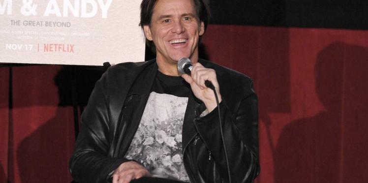 Jim Carrey : les internautes outrés par son hommage à Aretha Franklin