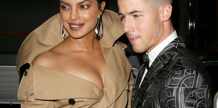 Photo - Priyanka Chopra officiellement fiancée à Nick Jonas