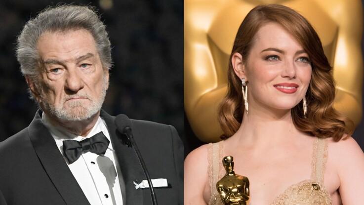 "Qui est Emma Stone, ""moche comme un pou"" selon Eddy Mitchell ?"