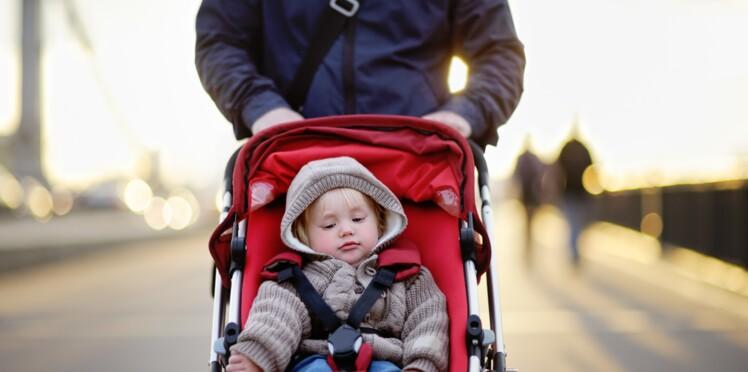 Pourquoi les enfants en poussette sont plus exposés à la pollution